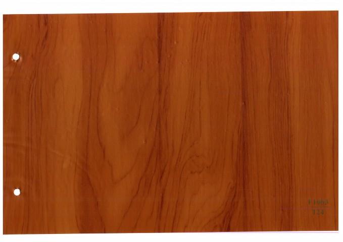 Wood Grain Overlay Decorative Plastic Pvc Manufacturer